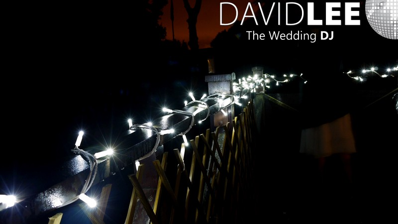 Wedding Fairy Lights for Manchester, Cheshire & Lancashire
