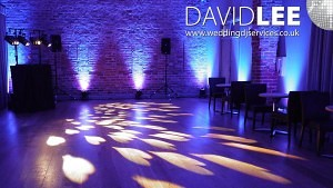 Wedding Lighting Uplighting