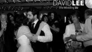 Cheshire Wedding DJ First Dance