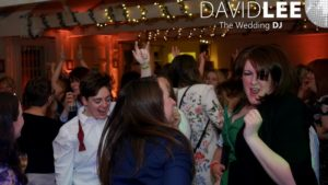 Cheshire Wedding DJ at Quarry Bank