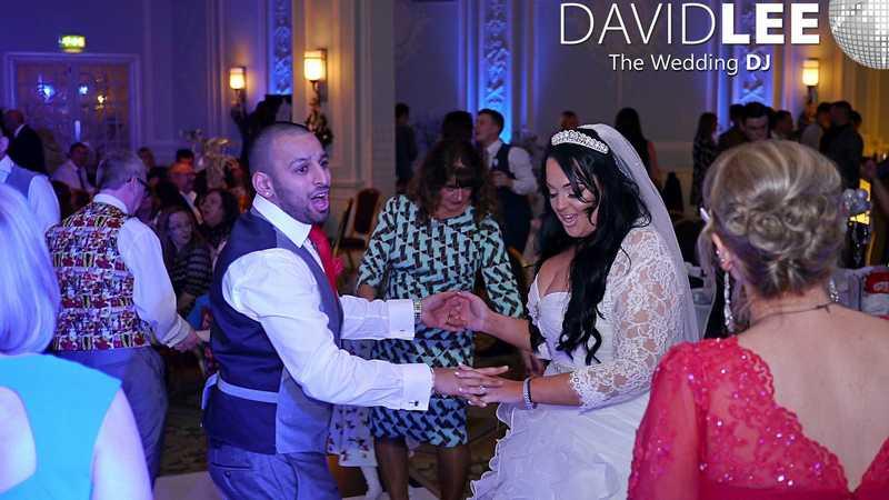 Midland Hotel Manchester Wedding DJ