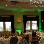 Alderely Edge Wedding Lighting