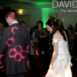 Bride Dancing at Alderley Edge Hotel