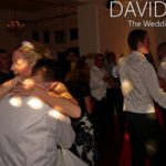 Last Dance at West Tower Wedding