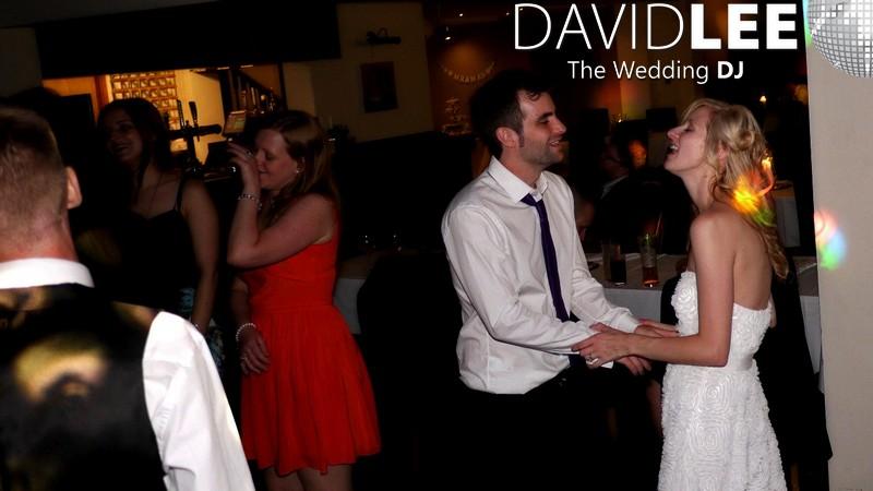 The Joshua Bradley Wedding DJ