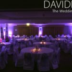 Uplighting at Village Hotel Cheadle
