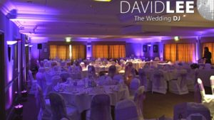 Village Hotel Cheadle Wedding Breakfast