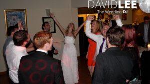 Wedding DJ Joshua Bradley