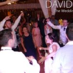 Styal Lodge Wedding Guests dancing