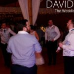 Cheshire Wedding Guests dancing