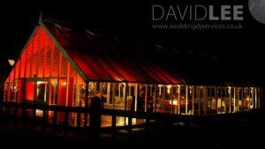 Abbeywood Estate Uplighting Cheshire