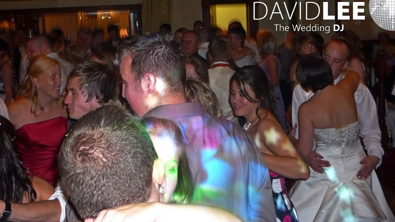Northop Hall Wedding DJ