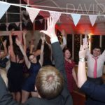 Wedding Finale at Cheshire Wedding
