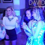 Wedding Guests Dancing at Old Trafford