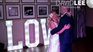 Albert Square Chop House Wedding DJ