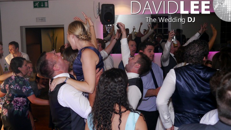 Castlefield Rooms Wedding DJ