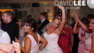 Bride Dancing at great John St Hotel Manchester