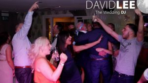 Manchester City Center Wedding