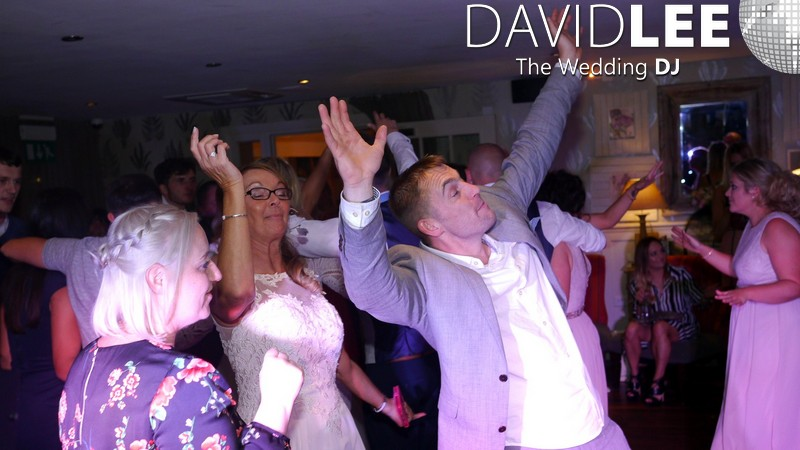 Great John St October Wedding - David Lee Wedding DJ