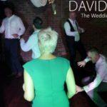 barlte hall wedding with rock