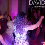 Shropshire Bride Dancing