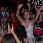 Bride dancing at Worsley Court House