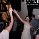 Bridesmaids dancing at Lancashire Wedding venue