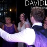 Bride Dancing at Bramall Hall