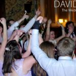 Hands in the air at Rochdale Wedding