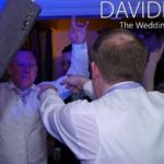 Cheshire DJ Services at Deanwater Hotel Wedding