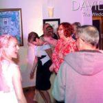Dance Floor Full at Joshua Bradley