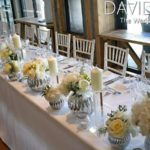 Head Table in the South Terrace Suite - Verdure