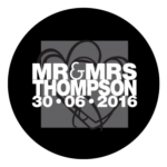 Mr & Mrs Monogram 19