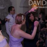 Party Time at Cheshire Wedding