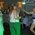 Wedding Guests dancing at King Street Townhouse