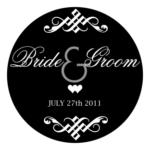 Wedding Monogram 15