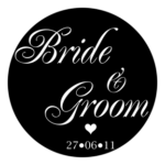 Wedding Monogram 4