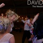 Bridesmaids Dancing at Upperwoood House