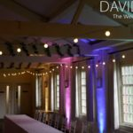Cheshire Festoons and uplighting