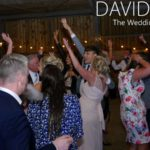 Dovestones wedding DJ