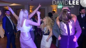 Eclectic Hotel chain hotel Wedding DJ