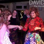 Guests dancing to Wedding DJ