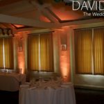 Quarry Bank Mill Wedding Lighting