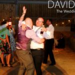 Ties around the head time at Saddleworth Wedding