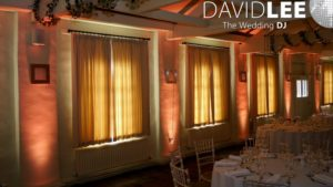 Wedding Lighting at Quarry Bank Mill