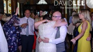 First Dance at Rochdale Town Hall