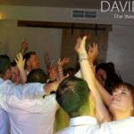 Great end to Hyde Bank Farm wedding