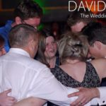 Group Hug at Rochdale Town Hall Wedding
