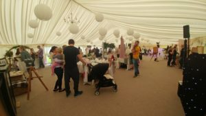 Woodsome Hall Golf Club West Yorkshire Marquee Wedding Fair