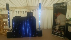 West Yorkshire Wedding DJ